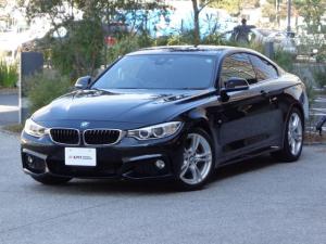 BMW 4シリーズ 420iクーペ Mスポーツ 当店買取車 ワンオーナー コンフォートアクセス アクティブクルーズ レーダーセーフ ブラインドスポット クリアランスソナー ナビ バックカメラ