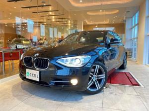 BMW 1シリーズ 120i スポーツ Bluetooth機能 キセノン ETC 当店代車使用車