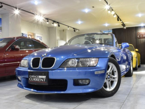 BMW Z3ロードスター 2.0 特別仕様車 ワンオーナー! エストリルブルー