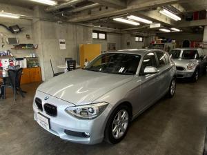 BMW 1シリーズ 116iPanasonicナビETC16インチAW8AT