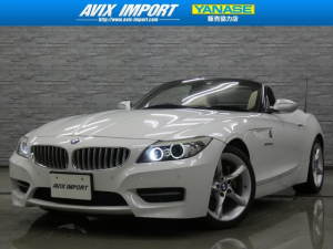BMW Z4 sDrive35is 1オナ白革 ナビTV PDC 18AW