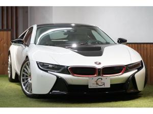 BMW i8 カーボンルーフ クリムソン20AW HRダウンサス
