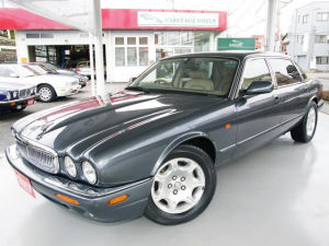 ジャガー ソブリン 4.0-V8 ロングボディ ワンオーナー 専用内外装