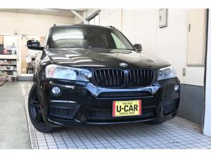 BMW X3 xDrive 35i Mスポーツパッケージ ワンオーナー車・パノラミック電動サンシェード付ガラスサンルーフ・黒本革シート・パワーシート・シートヒーター・バックカメラ・純正ナビ・純正TV地デジ・純正ミラー型ETC・コンフォートアクセス