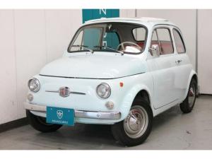 フィアット 500 F 本国ワンオーナー オリジナル車輌
