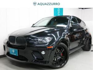 BMW X6 xDrive 35i 左ハンドル AC SCHNITZER22インチホイール FALCON ベージュ革 SR