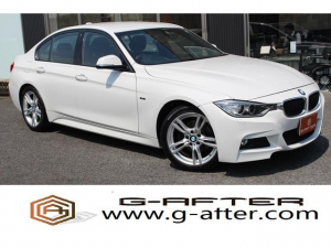 BMW 320d Mスポーツ 1オーナー純正HDDナビ純正18AW