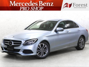 メルセデス・ベンツ Cクラス C200AVGセーフティ&ベーシックP自動追従&駐車