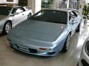 ロータス エスプリ V8  最終モデル 新車並行 希少カラー
