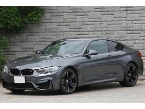 BMW M4 M4クーペ OP19インチAW 黒革 ドライビングアシスト