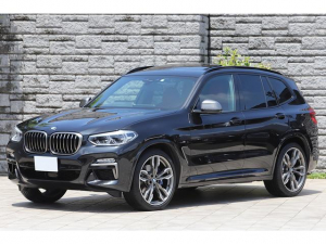 BMW X3 M40d サンルーフ 赤黒レザー ハーマンカードン 1オーナ