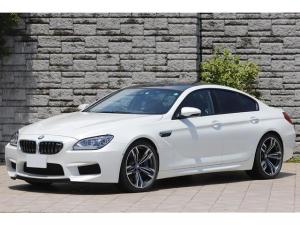 BMW M6 グランクーペ Individual 法人ワンオーナー