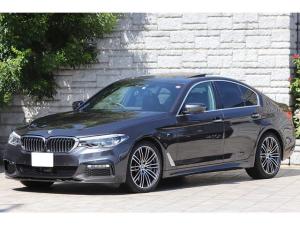 BMW 5シリーズ 540i xDrive Mスポーツ KW車高調 サンルーフ OP20インチAW ブラックレザー Mパフォーマンスカーボンエアロ Mスポーツブレーキ 4本出しマフラー