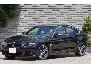 BMW 4シリーズ 420iグランクーペ Mスポーツ アーバニスタ Mブレーキ