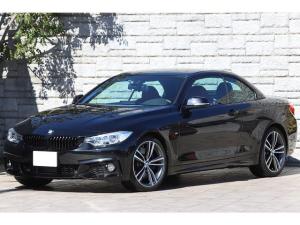 BMW 4シリーズ 440iカブリオレ Mスポーツ ファストトラックPKG レッドレザー 純正19インチAW エアカラー LEDヘッドライト 左ハンドル