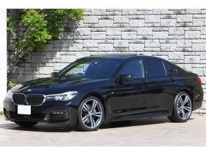 BMW 7シリーズ 740i ドライバーズエディション 純正20インチAW サンルーフ ドライビングアシストプラス 新車保証付き ワンオーナー