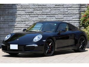 ポルシェ 911 911カレラS スポーツクロノPKG スポーツエグゾースト ベージュレザー スポーツデザインステアリング OP20インチAW リアビューカメラ