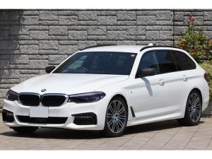 BMW 5シリーズ 540i xDriveツーリング Mスポーツ ドライビングアシストプラス ヘッドアップディスプレイ 新車保証令和5年1月迄