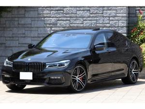 BMW 7シリーズ 750Li Mスポーツ Mパフォーマンス21インチAW&ブレーキキット スカイラウンジサンルーフ ブラウンレザー リアエンターテイメント