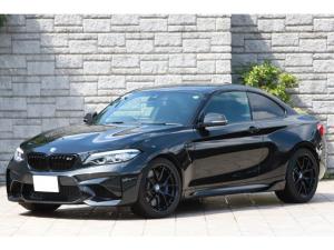 BMW M2 エディションブラックシャドウ 100台限定 専用19インチAW アダプティブLEDヘッドライト タッチパネル対応iDriveナビ