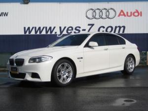 BMW 5シリーズ 523i Mスポーツパッケージ 2012モデル DL全記録簿