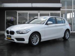 BMW 1シリーズ 118i ワンオ-ナ- 禁煙車 ディ-ラ-全整備記録簿