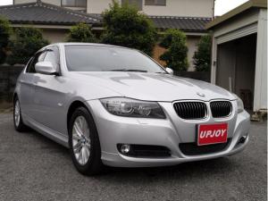 BMW 3シリーズ 325i 直6 2500ccエンジン 6速オートマ コンフォートアクセス エンジンプッシュスタート/ストップ  社外レザーシート&シートヒーター iDrive ナビ 社外地デジTV バックカメラ