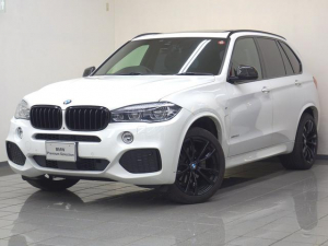 BMW X5 リミテッドホワイト ハーマンカードン パノラマサンルーフ