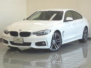 BMW 4シリーズ 420iグランクーペ Mスポーツ ファストトラックPkg
