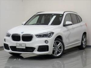 BMW X1 sDrive 18i Mスポーツ コンフォートアクセス リヤビューカメラ パークディスタンスコントロール アクテイブクルーズコントロール ドライバーアシストプラス アダプティブLEDヘッドライト 18インチダブルスポークアロイホィール