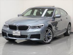 BMW 6シリーズ 630i グランツーリスモ Mスポーツ ブラックダコタレザー セレクトパッケージ パノラマガラスサンルーフ パーキングアシストプラス 4ゾーンエアコンディショナー ドライバーアシストプラス ヘッドアップディスプレー 19インチダブルスポーク