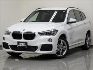 BMW X1 xDrive 18d Mスポーツ コンフォートアクセス リヤビューカメラ ドライバーアシスト フロントシートヒーティング アダプティブLEDヘッドライト パークディスタンスコントロール 18インチMダブルスポークアロイホィール