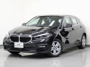 BMW 1シリーズ 118i プレイ ナビゲーションパッケージ コンフォートパッケージ アクテイブクルーズコントロール ドライバーアシスト コンフォートアクセス リヤビューカメラ  ETC付ルームミラー 16インチスタースポークAW