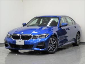 BMW 3シリーズ 320i Mスポーツ コンフォートアクセス アクテイブクルーズコントロール ドライバーアシストプラス リヤビューカメラ パークディスタンスコントロール アダプティブLEDヘッドライト ハイビームアシスタント 18インチAW