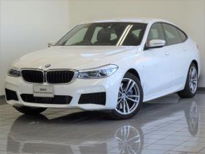 BMW 6シリーズ 630i グランツーリスモ Mスポーツ ブラックレザー コンフォートアクセス アクテイブクルーズコントロール リヤビューカメラ パークディスタンスコントロール ドライバーアシストプラス ソフトクローズドア ヘッドアップディスプレ 19AW
