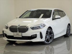 BMW 1シリーズ 118d Mスポーツ ナビゲーションパッケージ コンフォートアクセス リヤビューカメラ ドライバーアシスト パーキングアシスト ETC付ルームミラー  BMWスポーツシート 18インチMライトアロイホィール