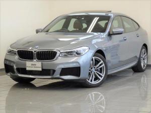 BMW 6シリーズ 630i グランツーリスモ Mスポーツ コニャックダコタレザー パノラマガラスサンルーフ 4ゾーンエアコンディショナー アクテイブクルーズコントロール リヤビューカメラ ドライバーアシストプラス パーキングアシストプラス 19AW