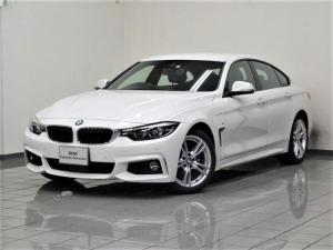 BMW 4シリーズ 420iグランクーペ Mスピリット コンフォートアクセス アクティブクルーズコントロール リヤビューカメラ パークディスタンスコントロール フロントシートヒーティング ETC付きルームミラー HiFiスピーカー 18インチAW
