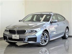 BMW 6シリーズ 630i グランツーリスモ Mスポーツ セレクトパッケージ コンフォートパッケージ ブラックレザー パノラマガラスサンルーフ ドライバーアシストプラス パーキングアシストプラス コンフォートアクセス ソフトクローズドア 19インチAW
