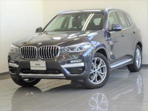 BMW X3 xDrive 20i Xライン ハイラインパッケージ ブラックレザー アクティブクルーズコントロール ドライバーアシストプラス リヤビューカメラ パーキングアシストプラス アダプティブLEDヘッドライト コンフォートアクセス 19インチYスポークAW
