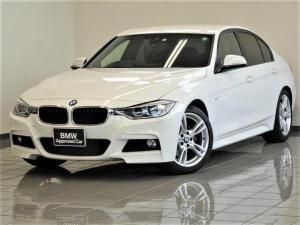 BMW 3シリーズ 320i Mスポーツ コンフォートアクセス リヤビューカメラ パークディスタンスコントロール ドライバーアシスト ブレーキ機能付きクルーズコントロール ETC付きルームミラー 18インチMスタースポークスタイリング