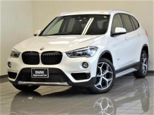BMW X1 xDrive 18d xライン 茶革 コンフォートアクセス アクティブクルーズコントロール リヤビューカメラ パークディスタンスコントロール 電動リヤシート ドライバーアシストプラス ヘッドアップディスプレー 18インチAW