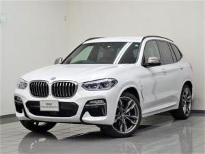 BMW X3 M40d コニャック・レザーシート 21インチ・スタイリング718M ヘッドアップディスプレイ フロントランバーサポート シートヒーターFRONT&REAR  パーキングアシストプラス