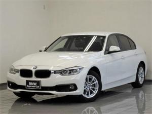 BMW 3シリーズ 318i スタンダート 16インチVスポーク390アロイホイール 電動フロントシート LEDヘッドライト パークディスタンスコントロール