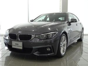 BMW 4シリーズ 420iクーペ Mスポーツ 18インチMアロイホイール リヤビューカメラ コンフォートアクセス 電動フロントシート フロントシートヒーティング レーンチェンジワーニング ドライバーアシスト TVファンクション ACC