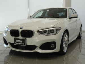 BMW 1シリーズ 118i Mスポーツ 18インチMライトアロイホイール アドバンスドパーキングサポートパッケージ アクティブクルーズコントロール フロントシートヒーティング レザーダコタコーラルレッド