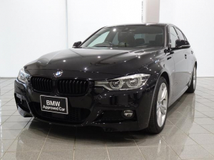 BMW 3シリーズ 320i Mスポーツ 18インチMライトアロイホイール プラスパッケージ アクティブクルーズコントロール フロント電動シート フロント氏とヒーティング TVファンクション コンフォートアクセス