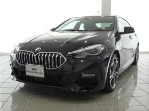 BMW 2シリーズ 218iグランクーペ Mスポーツ 18インチMライトアロイホイール コンフォートアクセス ドライバーアシスト LEDフォグライト アクティブクルーズコントロール パーキングアシスト iDriveナビゲーションシステム ETC車載器