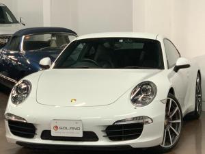 ポルシェ 911 911カレラS スポーツクロノPKG ディーラー車 右ハンドル ブラックレザー OPクラシック20AW 純正SDナビ スポーツエグゾースト PASM スポーツプラス シートヒーター キセノン パドルシフト ETC