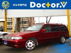 ボルボ V90 3.0E 買取車輛 電動SR ベージュ革 137点検項目